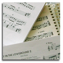 Sheet music from Phil Passen