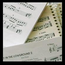 Sheet music from Phil Passen