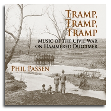 Tramp, Tramp, Tramp: Music of the Civil War on Hammered Dulcimer, CD