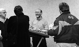 Phil Passen Hammered Dulcimer Workshop