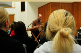 Phil Passen Workshop on Hammered Dulcimer