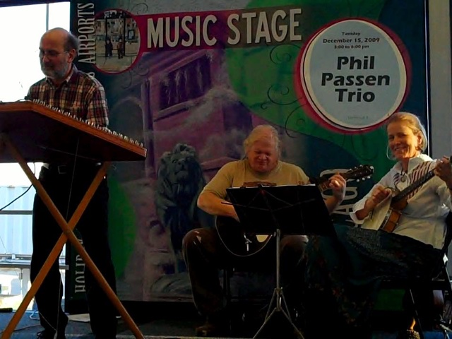 Phil Passen Trio