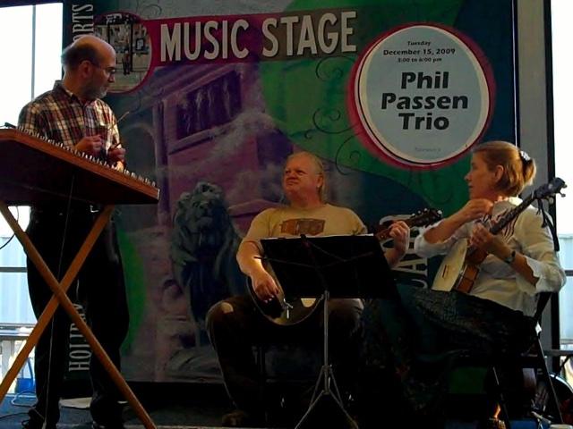 Phil Passen Trio