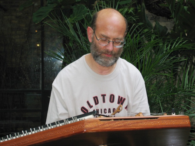 Phil Passen Performing