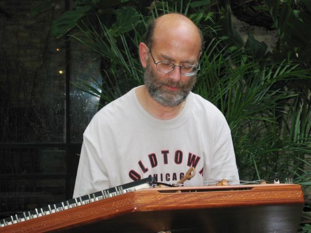 Phil Passen Performing